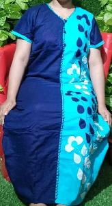 ১০০% সুতি এপ্লিকের আরামদায়ক মেস্কি,