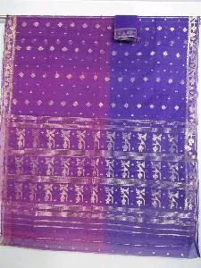 রুপগঞ্জের জামদানী শাড়ী (শেড)