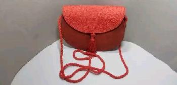 100% Original  Leather ladies bag
